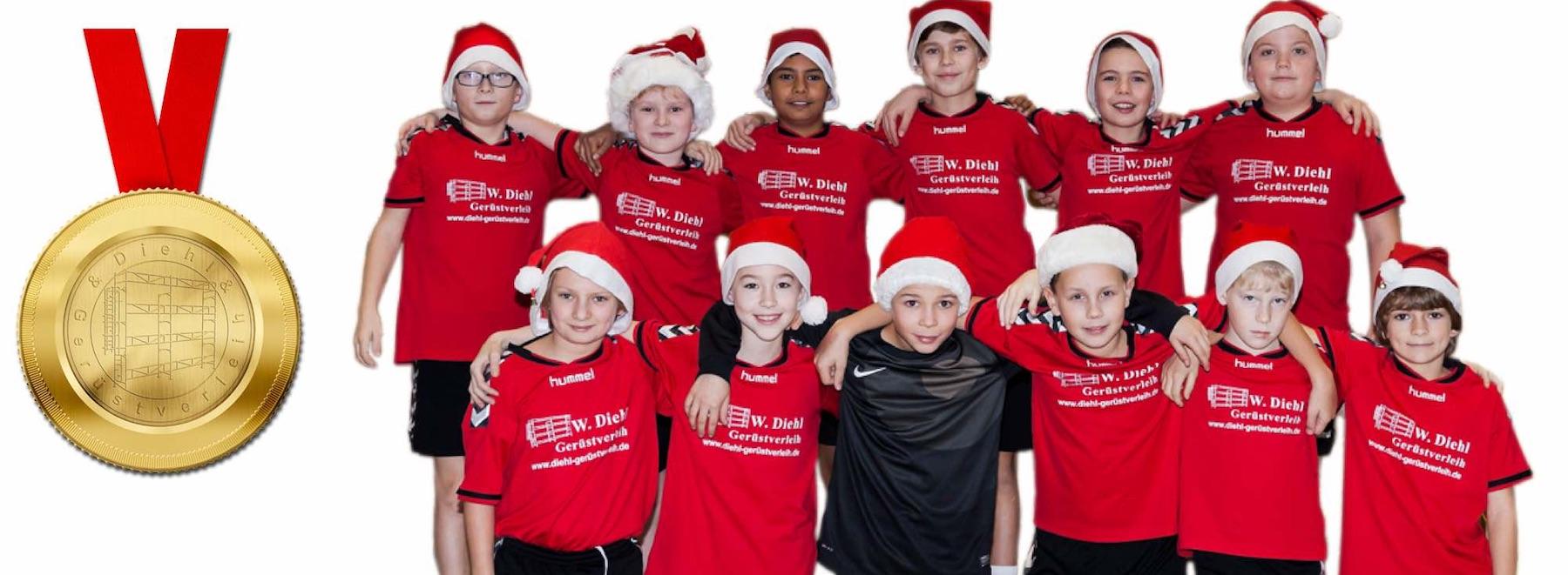 Sponsoring für Handball